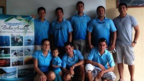 Bahia Aventuras Team